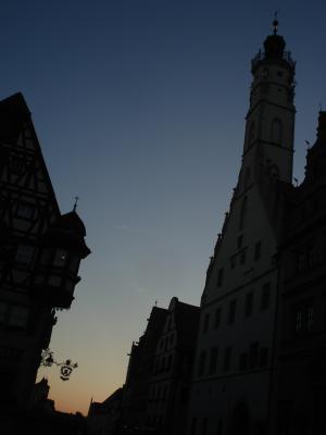 Rothenburg at Dusk