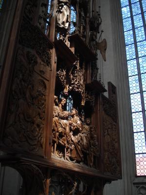 Holy Blood Altar (Helig-Blut-Altar)