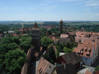Rothenburg's Western Wall