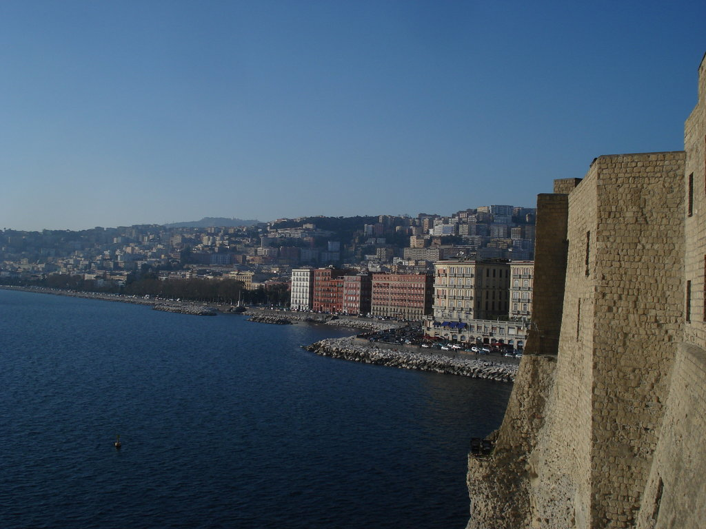 From Castel dell'Ovo