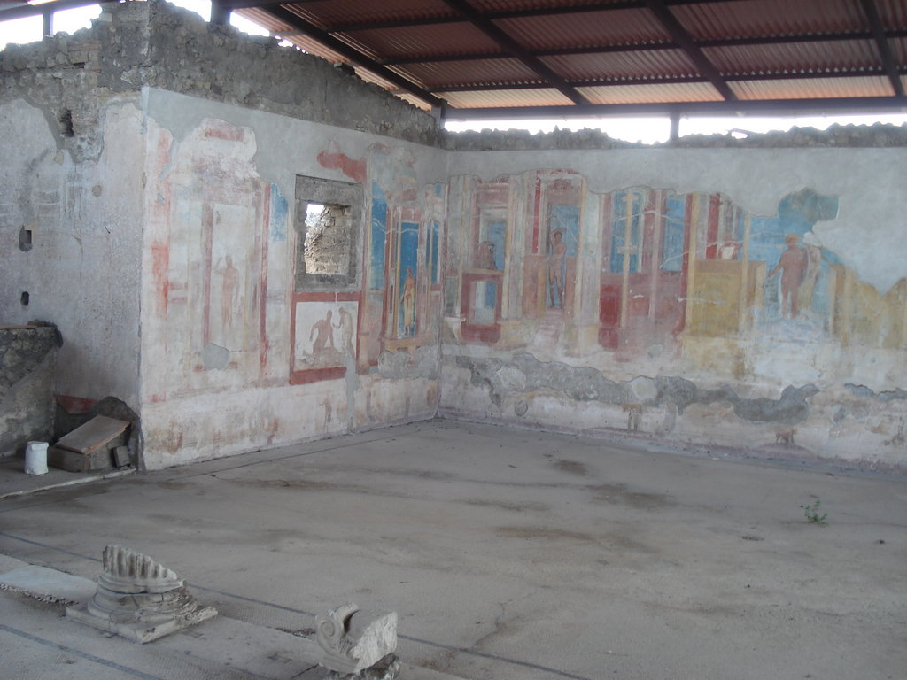 Wallpaintings