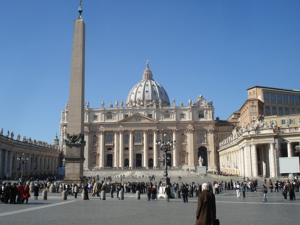 The Vatican - Saint Peter's Cathedral